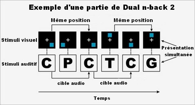 Dual n back, un jeu qui vous rend plus intelligent