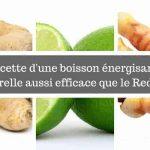 Recette du Red Bull naturel : une boisson énergisante saine et efficace